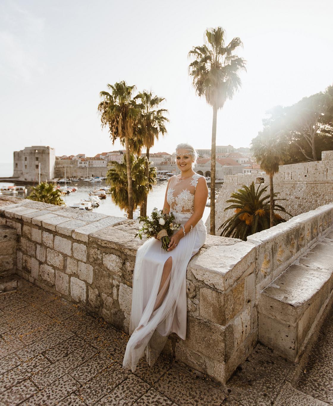 October Outdoor Wedding Ideas: Getting Married In Villa Sheherezade