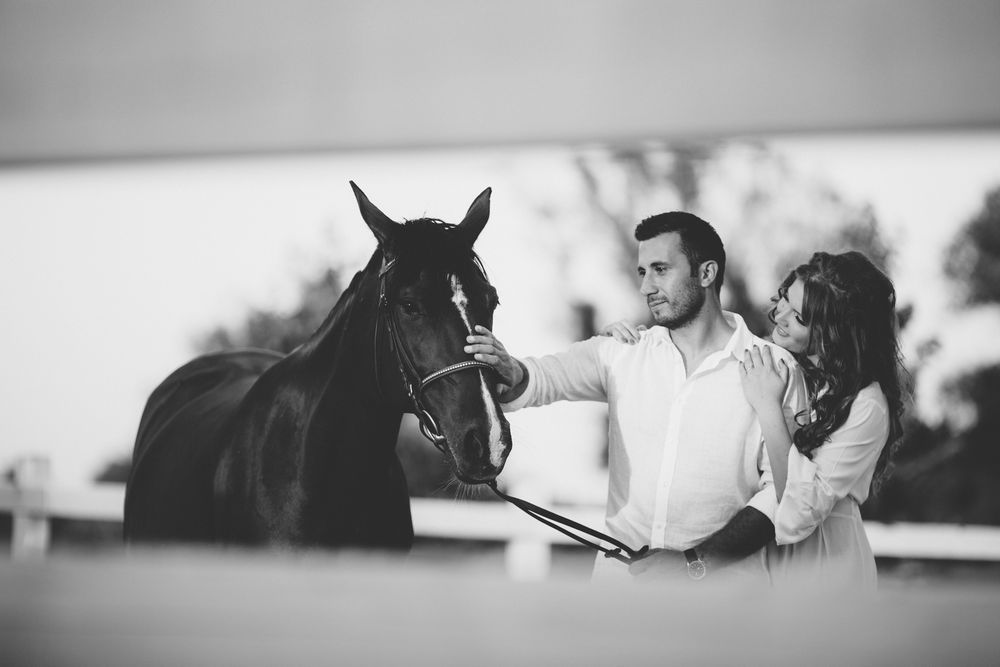Horse ranch pre wedding photo session_014