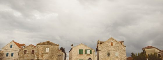 Old houses made of stone combined with the beauty of the nature around are making this the perfect little Dalmatian village, and we think of it as one of the best wedding venues in croatia.
