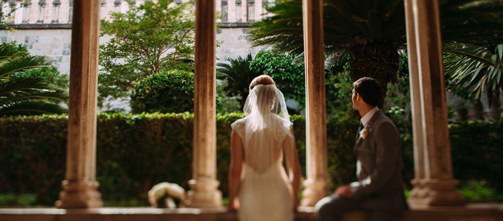 Destination Wedding in Dubrovnik   Hannah & Marc