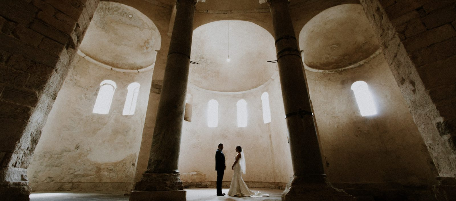 Today, we're bringing you Emma and Stanislav's romantic Elopement in Europe