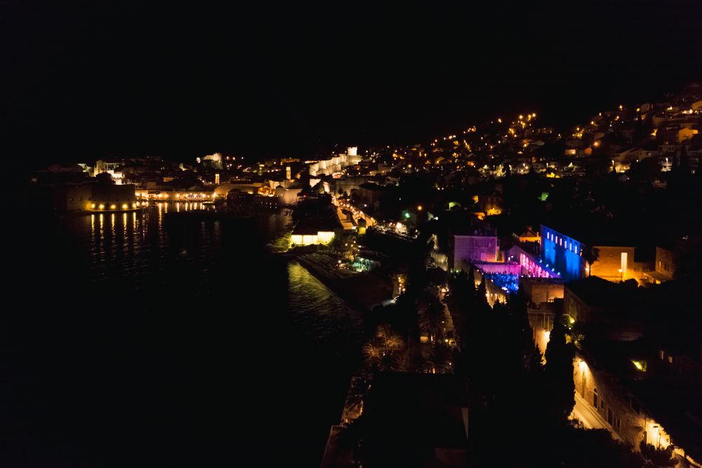 The Museum of Modern Art is a popular Dubrovnik wedding venue that was opened for the public in 1945. I