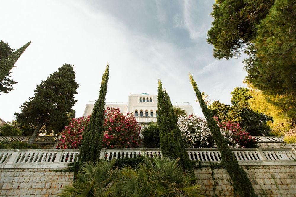 Villa Seherezade | Photo by Croatian Wedding photographer
