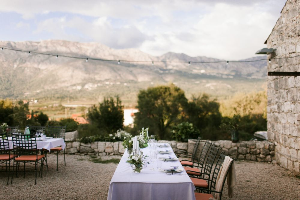 Eon & Warrick's Gay destination wedding in Dubrovnik, Croatia Wedding Venue