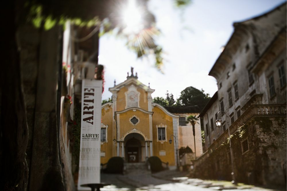 Chiesa parrocchiale di Santa Maria Assunta © Lake Orta Wedding Photographer & Videographer