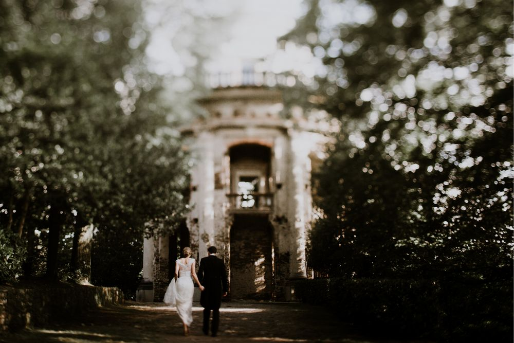 Beautiful Italian wedding venues captured by © Tuscany Wedding Photographer