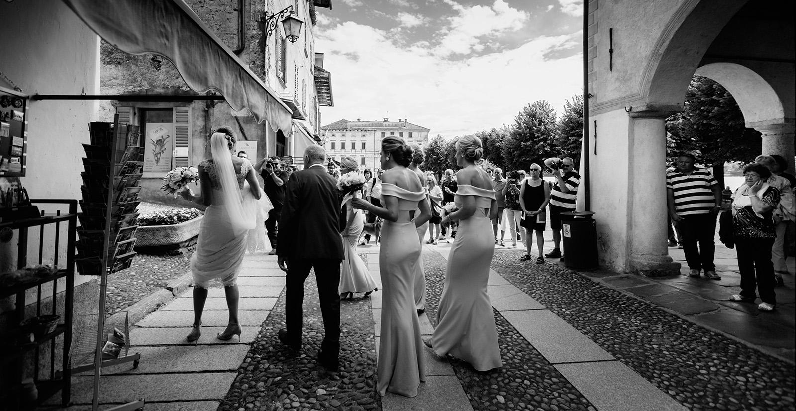 Wedding Lake Orta Photography Videography