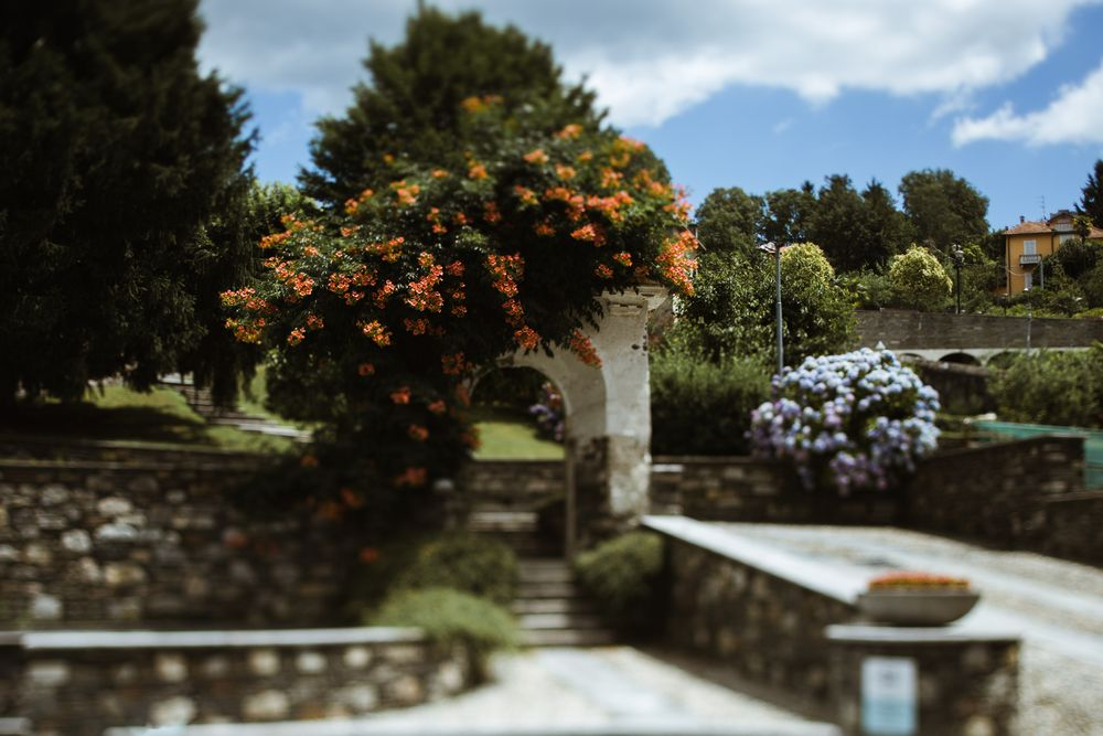 Nature around Hotel San Rocco. Photo by DTstudio Italy wedding photographer © Lake Orta Wedding Photographer & Videographer
