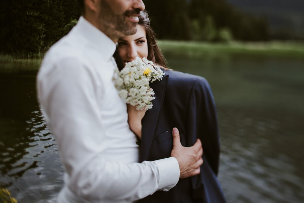 Romantic photo session in Swiss Alps. Photography and Videography by DTstudio, Switzerland wedding photographer & videographer