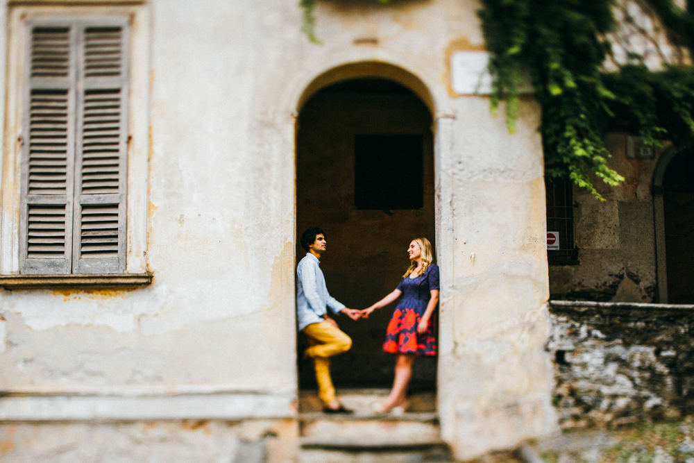 Orta San Giulio romantic and historic houses by © Lake Como photographer