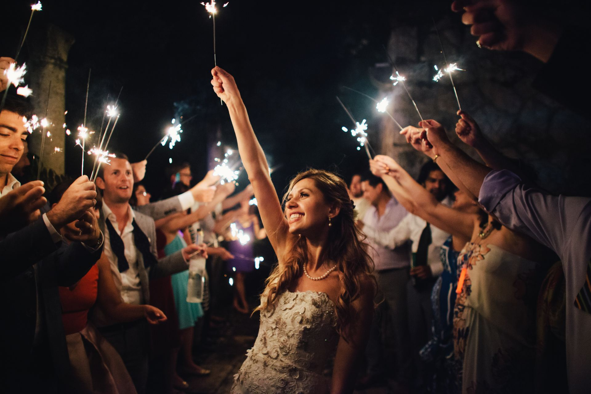 wedding photographer | homepage | 016 | sparklers