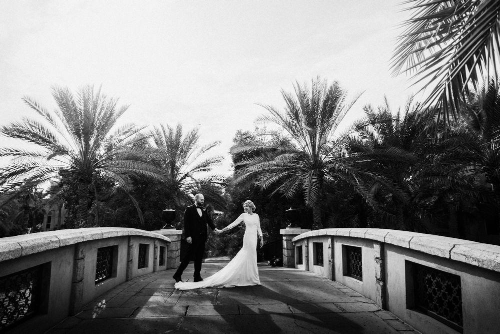 Madinat Jumeirah wedding session