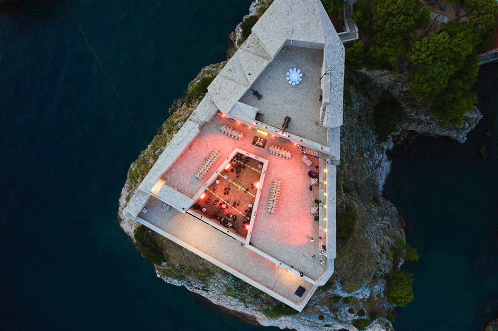 Incredible fortresses in Croatia