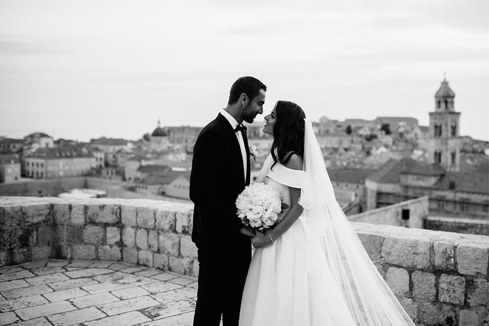 Gorgeous Croatian wedding venues