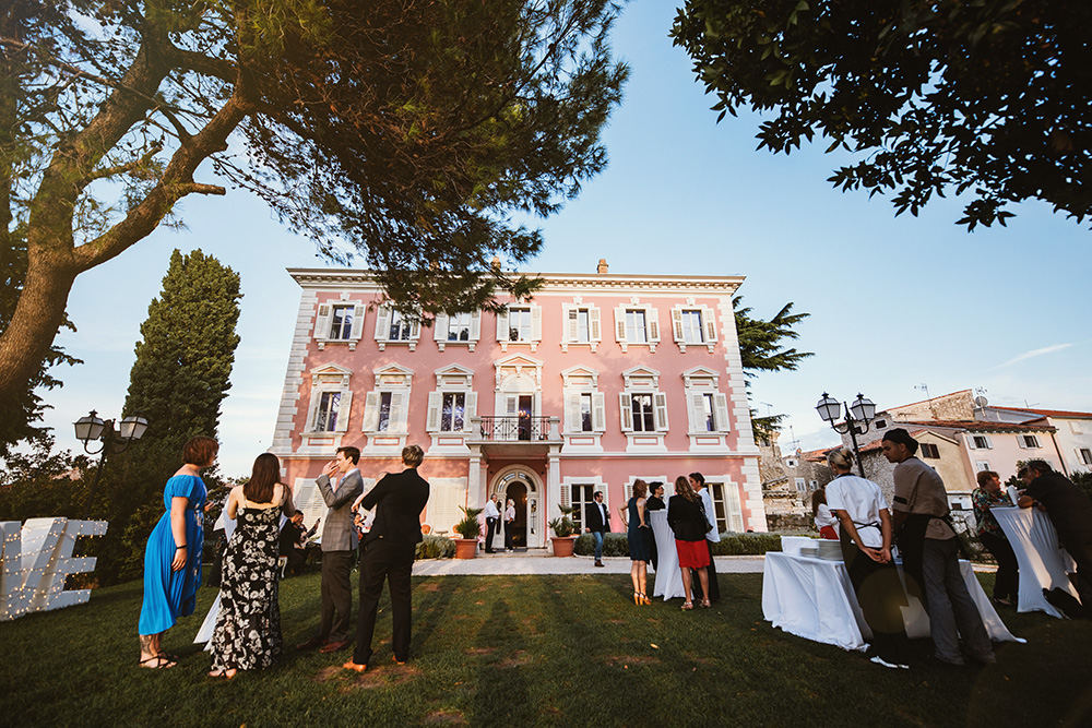 Poreč wedding by DT studio