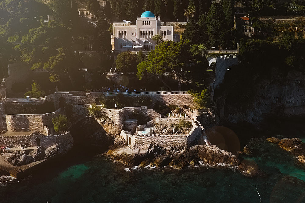 Croatian villas wedding venues