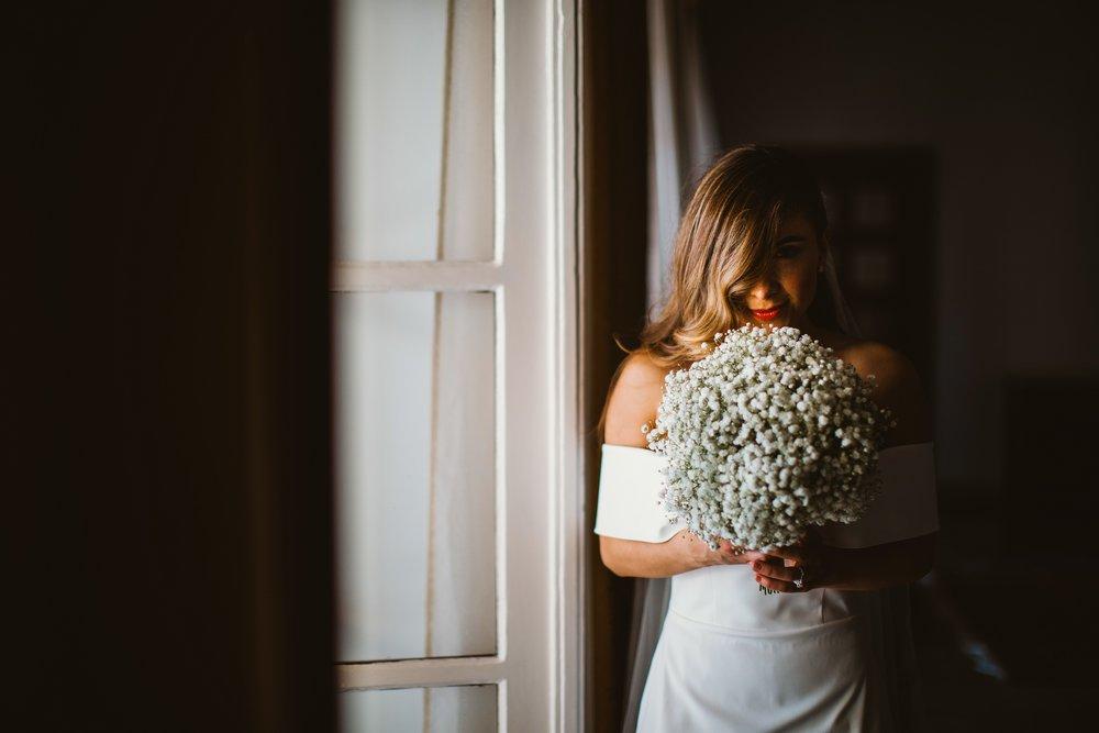 Yara's choice for her destination wedding in Split
