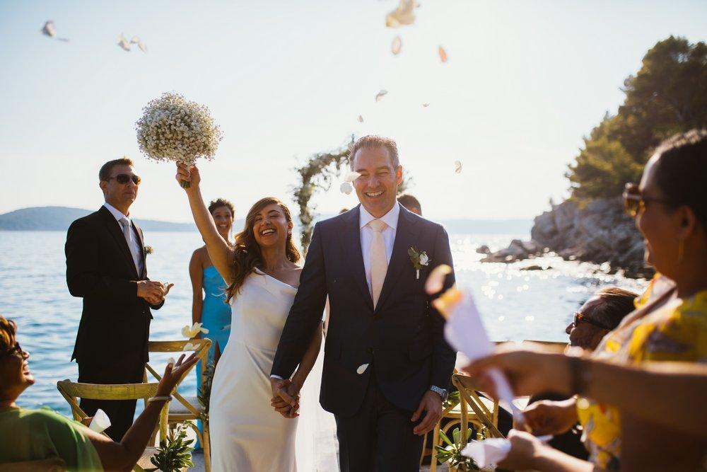 Villa Dalmacija Weddings