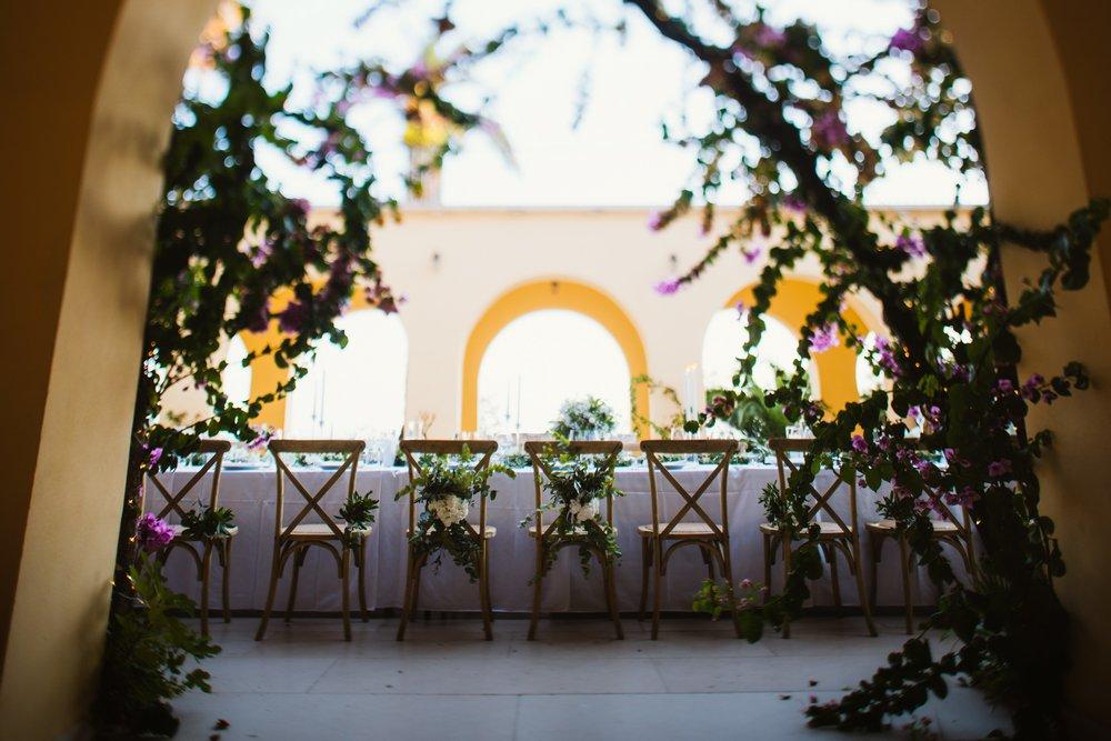 Wedding Venue in Split, Croatia - Villa Dalmacija Wedding Setup