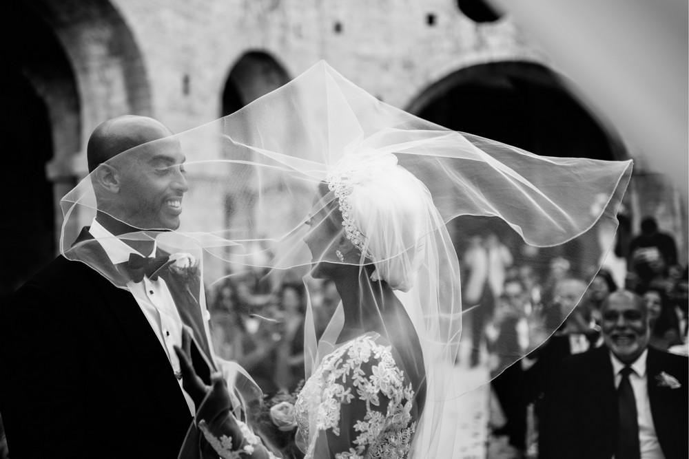 Lovrijenac wedding in Dubrovnik