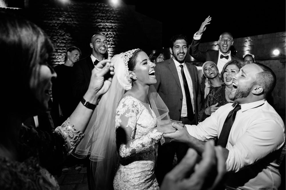 WEdding party in Croatia by Croatia wedding photographer