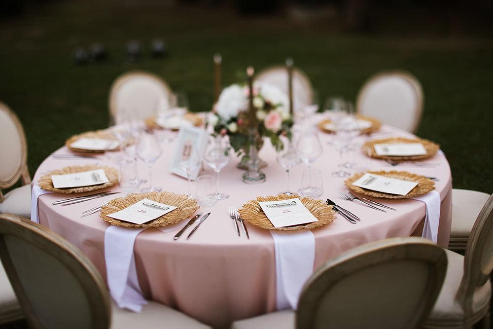 Wedding decor - Split wedding, Croatia
