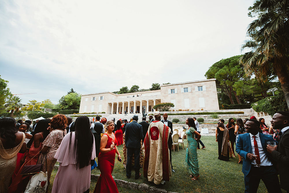 Mestrovic gallery wedding