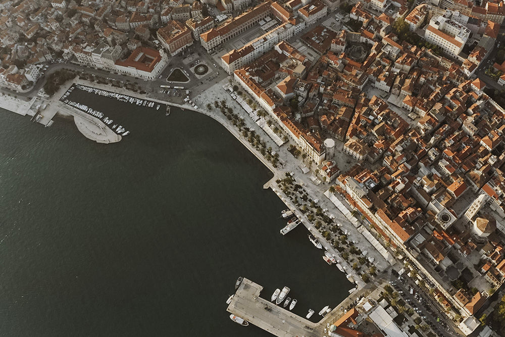 Europe wedding destination Split