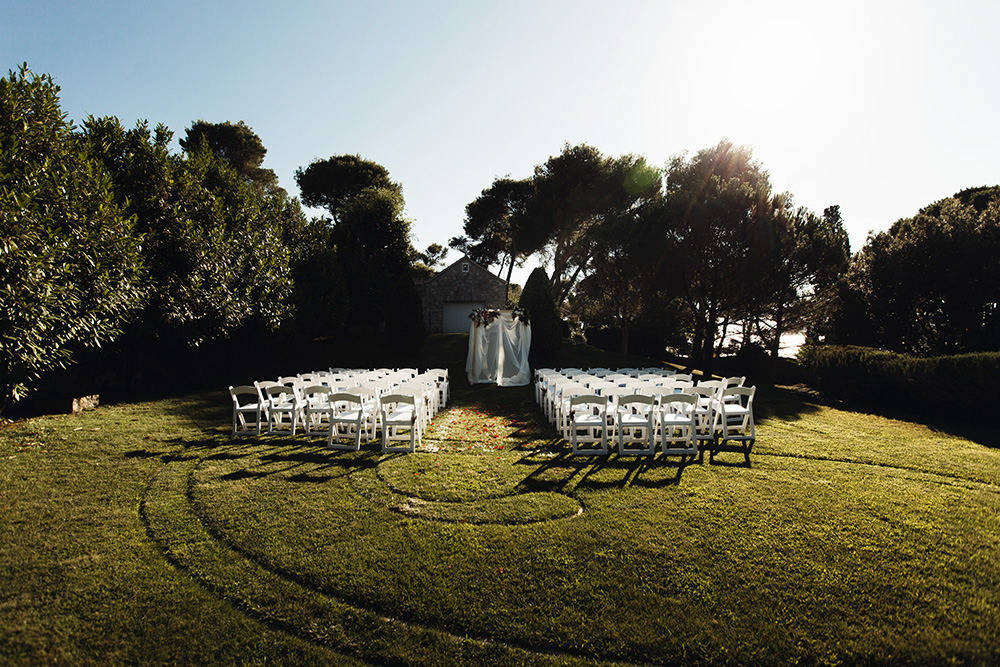 Martinis Marchi weddings
