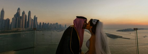Dubai wedding captured by Dubai wedding videographer