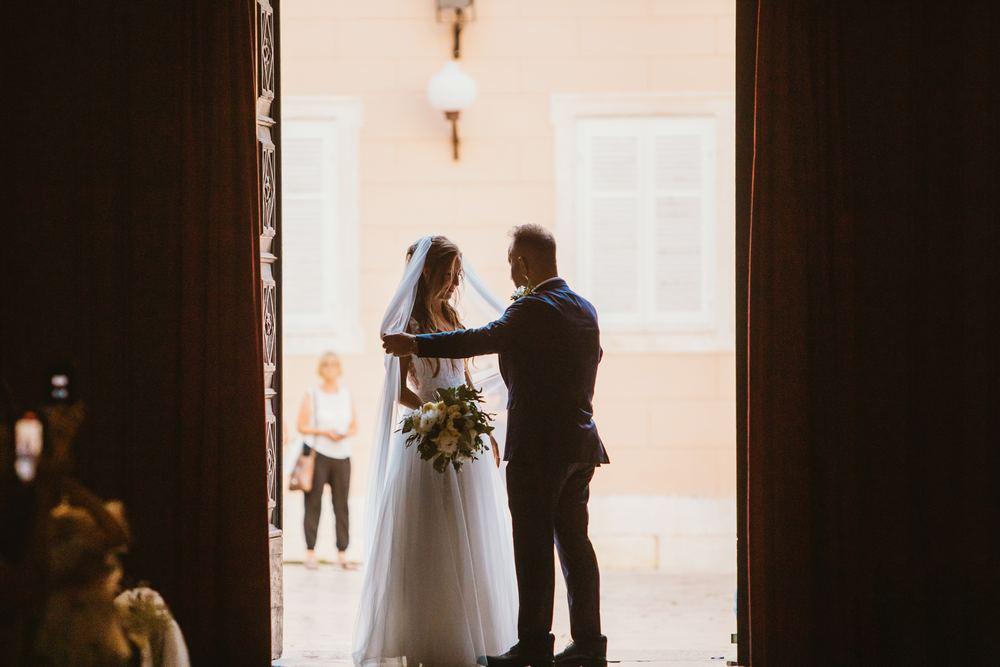 get married in Zadar Croatia