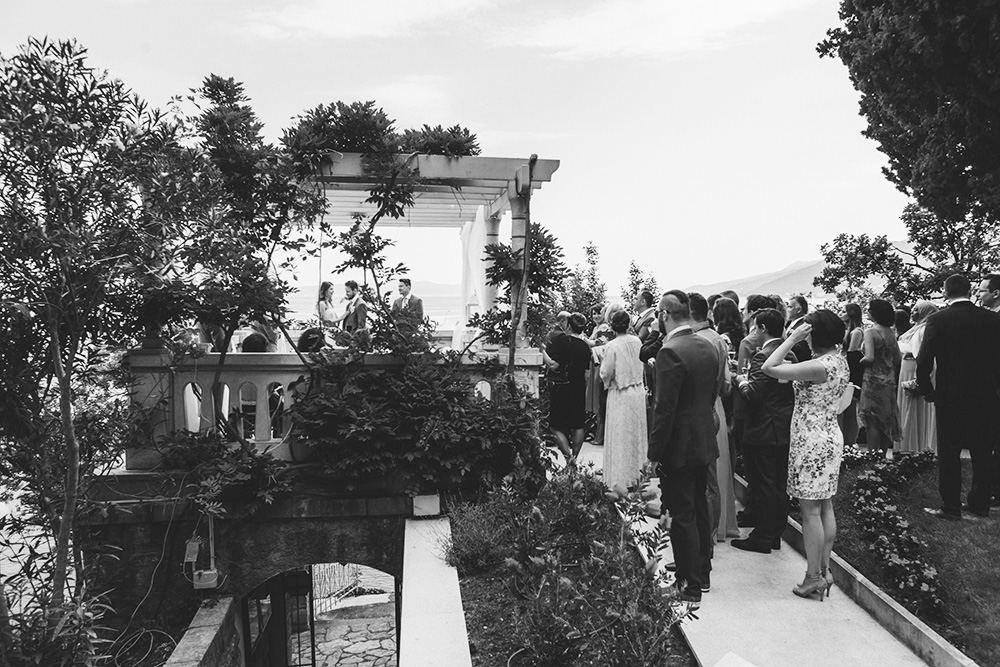 Fotograf za vjenčanja u Vili Ariston
